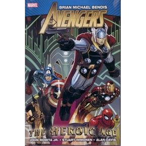 9780785164654: Avengers By Brian Michael Bendis: Heroic Age (The Avengers)