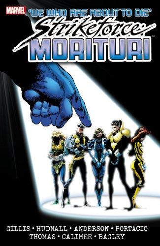 9780785164739: Strikeforce: Morituri Volume 2
