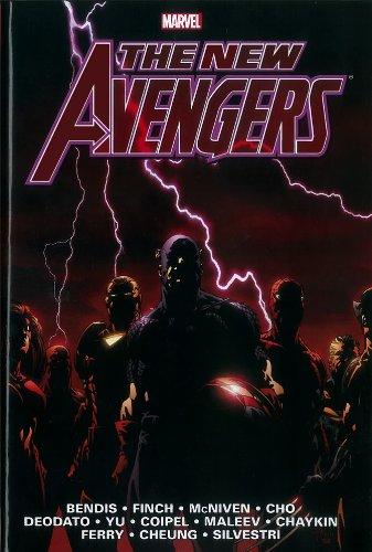 New Avengers Omnibus, Vol. 1: Brian Michael Bendis