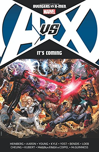 Avengers Vs. X-Men : It's Coming