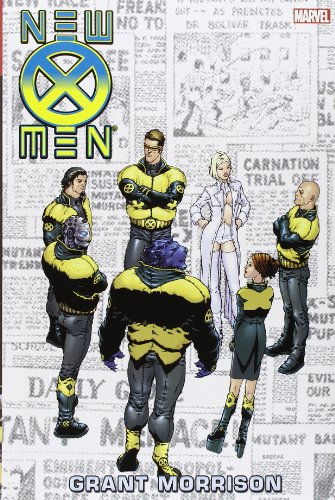 9780785165057: New X-men Omnibus