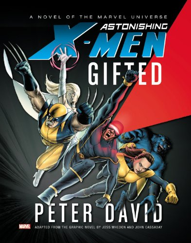 Astonishing X-Men : Gifted (Prose Novel)