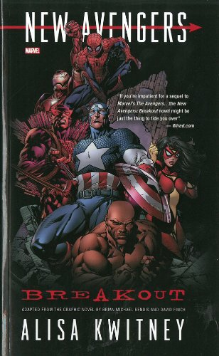 New Avengers: Breakout Prose Novel (New Avengers (Marvel))