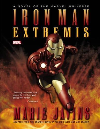 9780785165194: Iron Man: Extremis Prose Novel