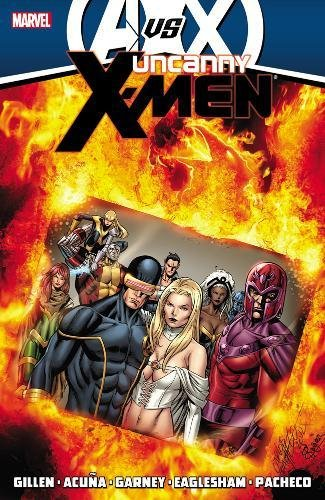 9780785165309: Uncanny X-Men by Kieron Gillen - Volume 4 (AVX)