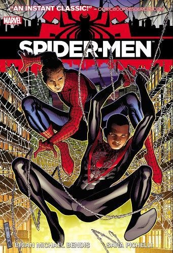 Spider-Men Format: Hardcover