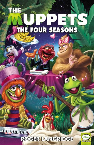 9780785165385: Muppets: The Four Seasons