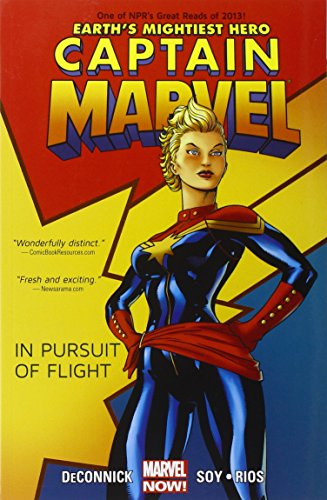 9780785165491: Captain Marvel 1: In Pursuit of Flight