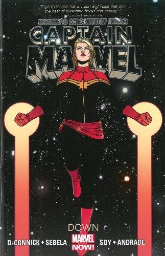 9780785165507: Captain Marvel 2: Down (Marvel Now)