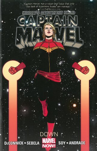 Captain Marvel, Vol. 2: Down