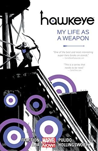 9780785165620: Hawkeye 1. My Life As A Weapon