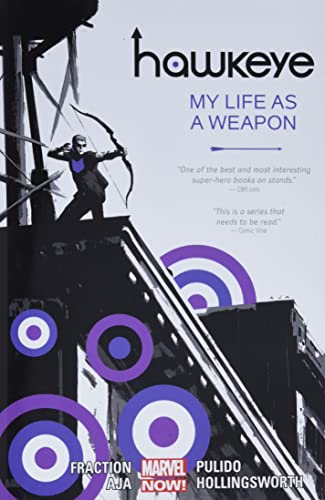 Hawkeye Vol. 1 : My Life as a Weapon