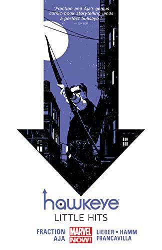 9780785165637: Hawkeye 2: Little Hits (Marvel Now)
