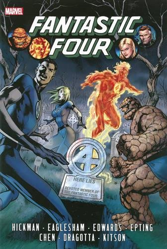 9780785165668: Fantastic Four by Jonathan Hickman Omnibus Volume 1