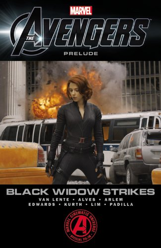 9780785165682: Marvel's the Avengers: Black Widow Strikes