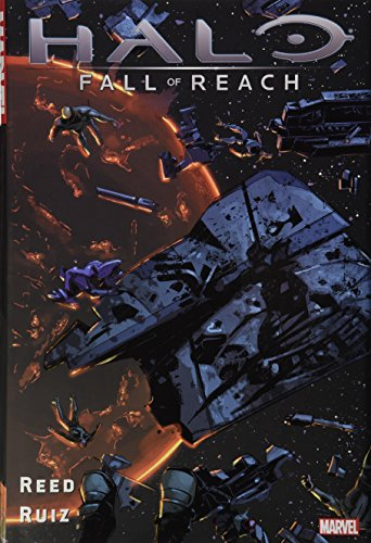 Halo: Fall Of Reach: Reed, Brian; Ruiz, Felix