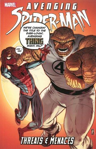 9780785165736: Avenging Spider-Man: Threats & Menaces