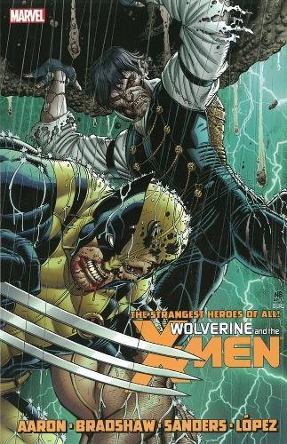 9780785165774: Wolverine and the X-Men by Jason Aaron - Volume 5