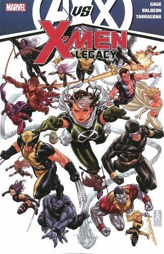 9780785165873: Avengers vs. X-Men: X-Men Legacy