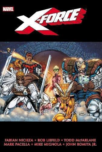 9780785165958: X-Force Omnibus - Volume 1