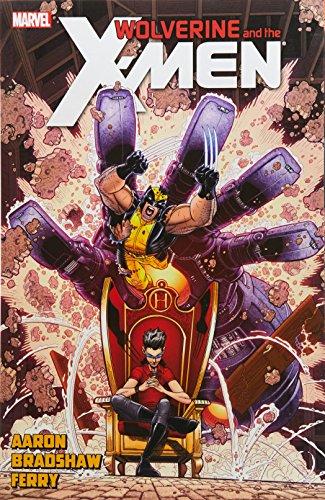 9780785166009: Wolverine & the X-Men by Jason Aaron Volume 7