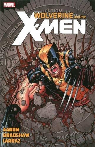 9780785166016: Wolverine & the X-Men by Jason Aaron Volume 8
