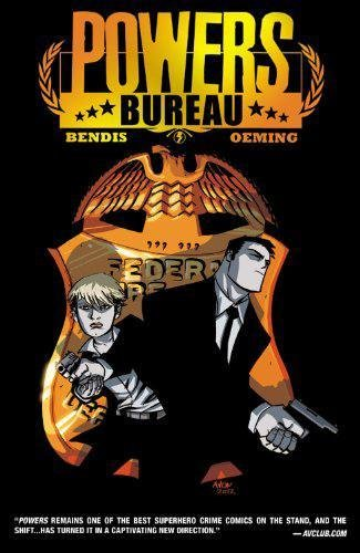 9780785166023: Powers: Bureau, Vol. 1: Undercover