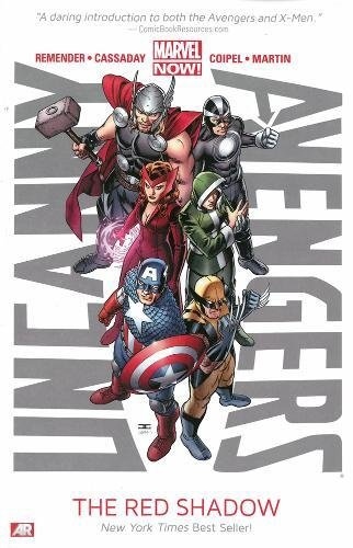 9780785166030: Uncanny Avengers: The Red Shadow