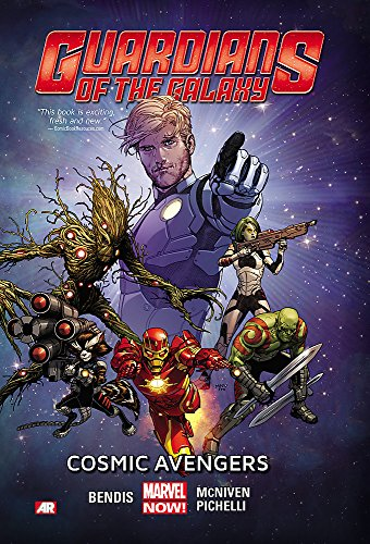 9780785166078: Guardians of the Galaxy: Cosmic Avengers (Marvel Now) Volume 1