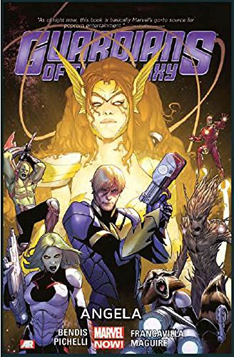 9780785166085: Guardians of the Galaxy Volume 2: Angela (Marvel Now)