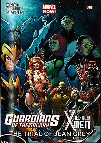 9780785166092: Guardians of the Galaxy/All-New X-Men: The Trial of Jean Grey (Marvel Now)
