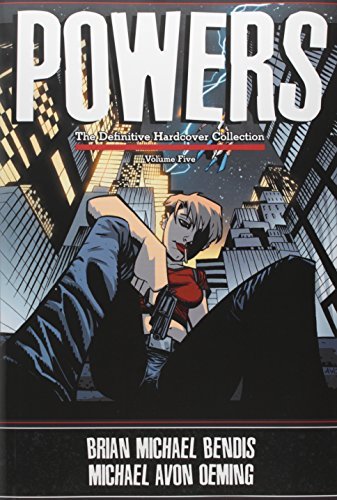 9780785166122: POWERS 05 DEFINITIVE COLLECTION HC