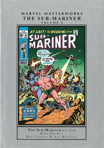 9780785166191: Marvel Masterworks: The Sub-Mariner 5