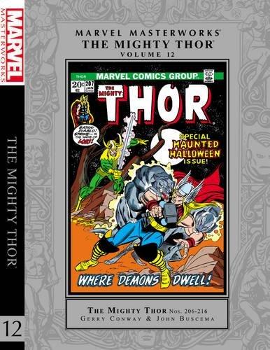 9780785166214: Marvel Masterworks: The Mighty Thor 12