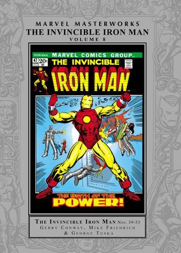 9780785166238: The Invincible Iron Man, Volume 8 (Marvel Masterworks)
