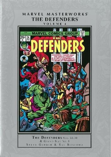 9780785166276: Marvel Masterworks: the Defenders