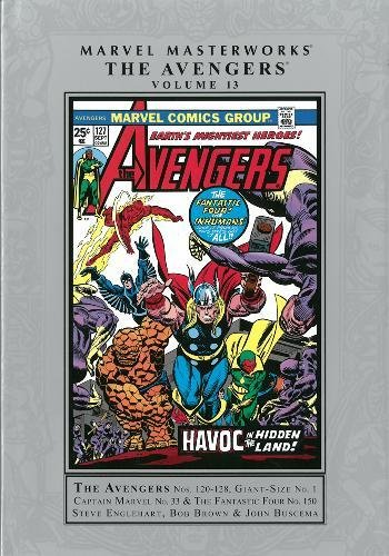 9780785166290: Marvel Masterworks: The Avengers - Volume 13 (Marvel Masterworks (Numbered))