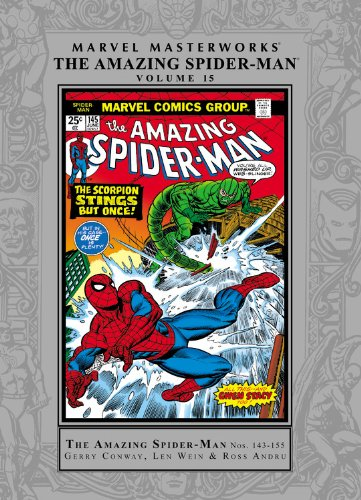 Marvel Masterworks: The Amazing Spider-Man - Volume 15