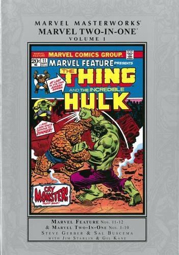 9780785166337: MMW MARVEL TWO IN ONE 01 HC (Marvel Masterworks)