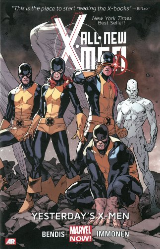 9780785166375: All-New X-Men Volume 1: Yesterday's X-Men (Marvel Now)