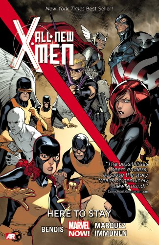 9780785166382: All-New X-Men Volume 2: Here to Stay (Marvel Now)