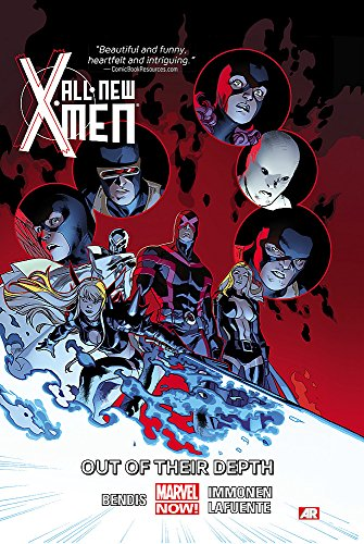 9780785166399: All-New X-Men Volume 3: Out of Their Depth (Marvel Now)