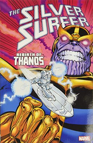 9780785166436: Silver Surfer: Rebirth of Thanos