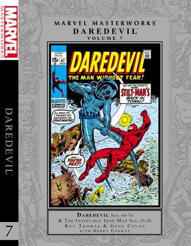 9780785166443: Marvel Masterworks: Daredevil Volume 7