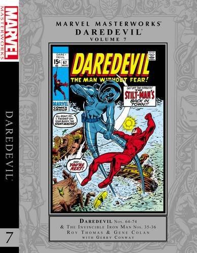9780785166443: Marvel Masterworks: Daredevil Volume 7