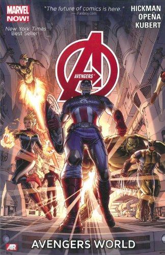 9780785166528: Avengers World