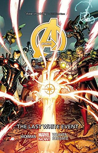 9780785166535: Avengers 2: The Last White Event (Marvel Now!)