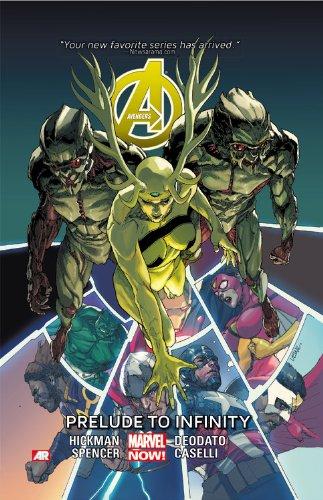 9780785166542: Avengers 3: Prelude to Infinity
