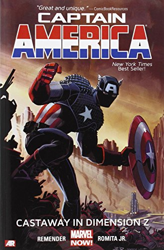 9780785166559: Captain America Volume 1: Castaway in Dimension Z Book 1 (Marvel Now)