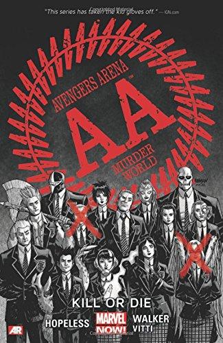Avengers Arena - Kill or Die